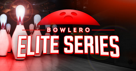 text: bowlero elite series