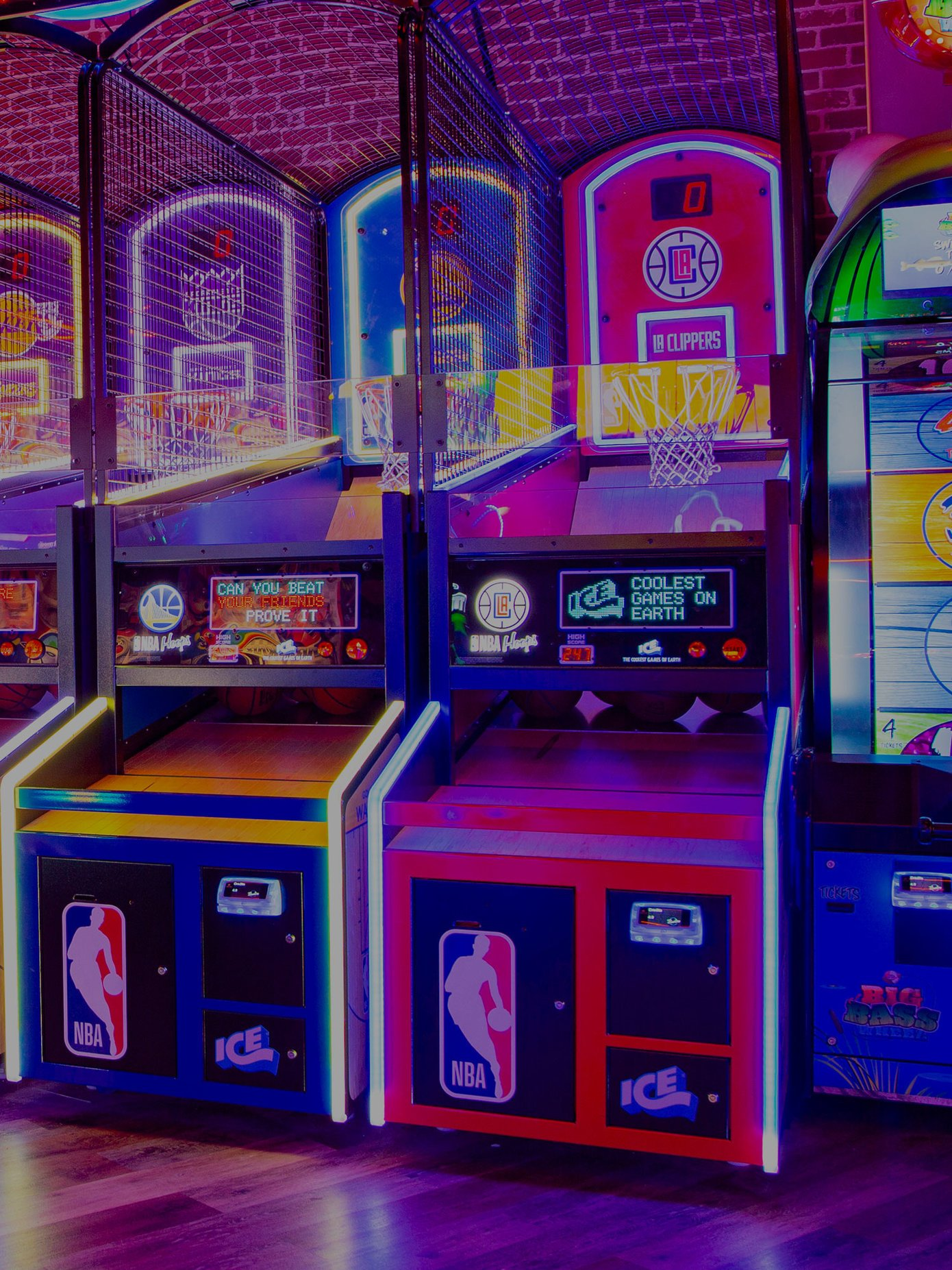 Bowling Alley & Party Venue in Arcadia | Bowlero