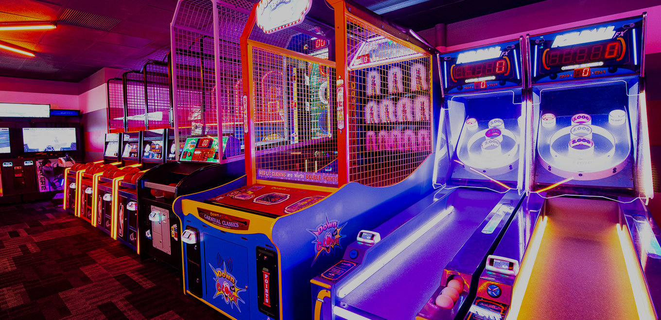 Bowling Alley With Laser Tag In Gilbert Bowlero