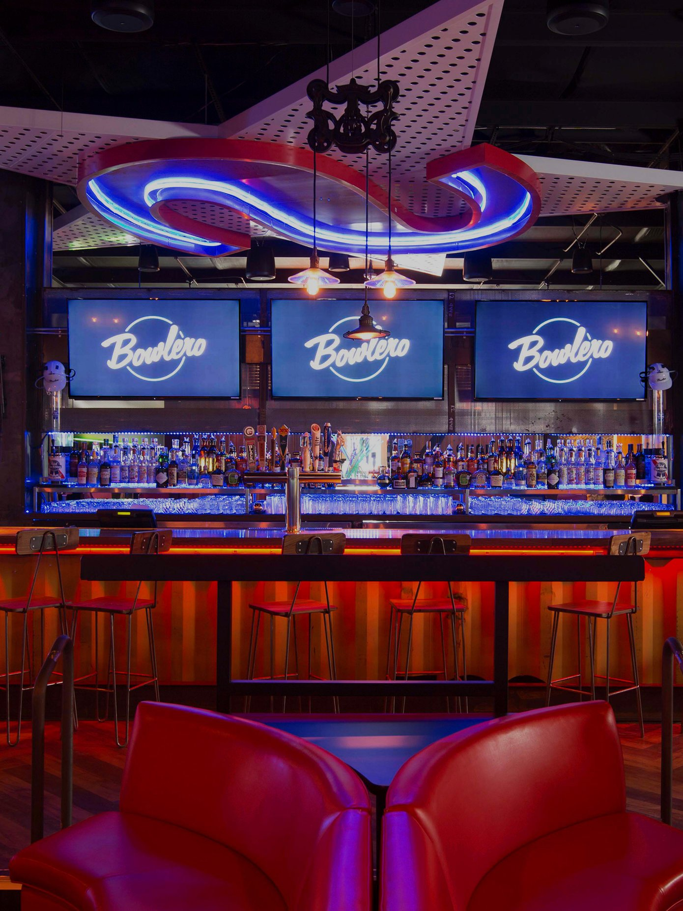 Bowling Alley With Sports Bar In San Antonio
