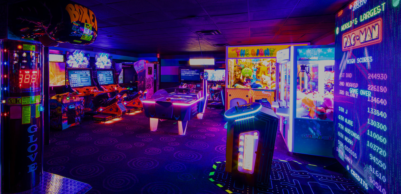 Arcade at Bowlero Wauwatosa