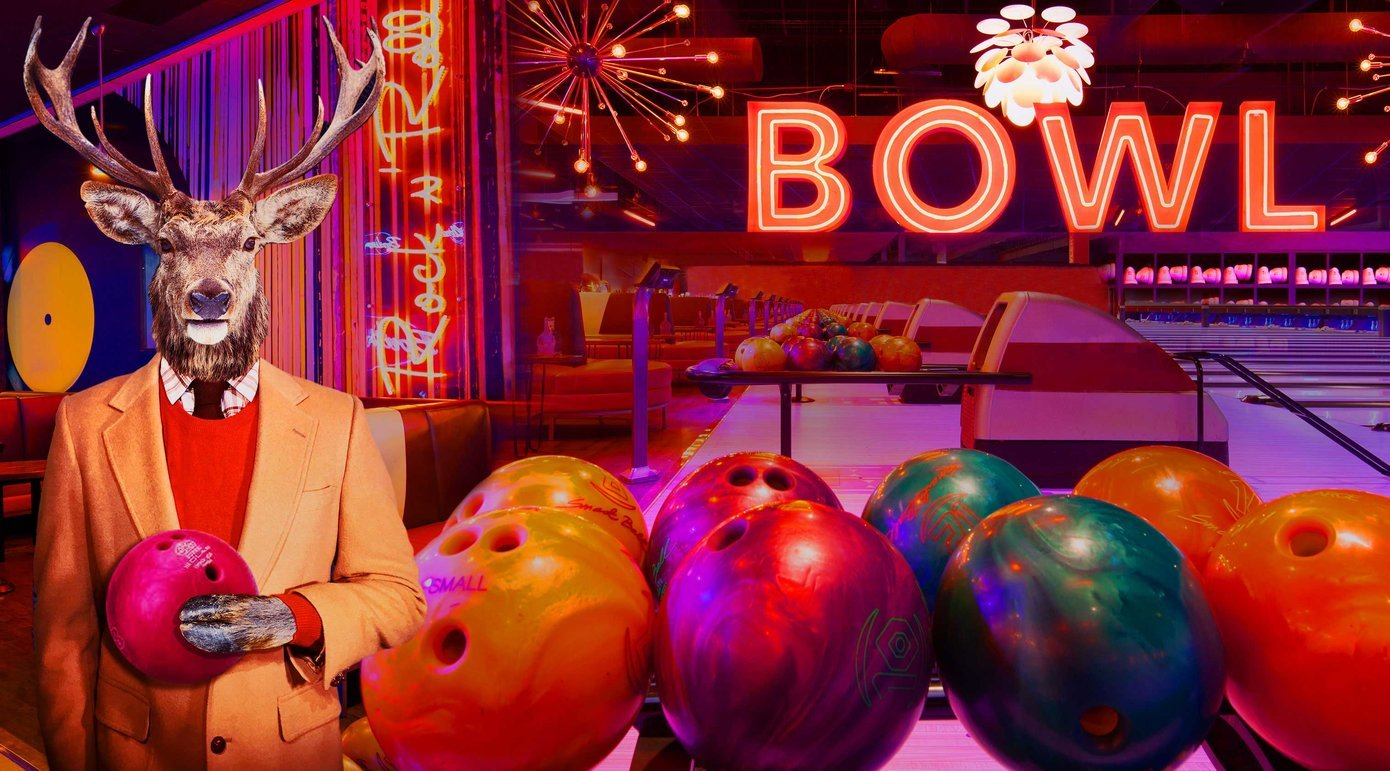 Bowling Alley, Party Venue & Sports Bar | Bowlero