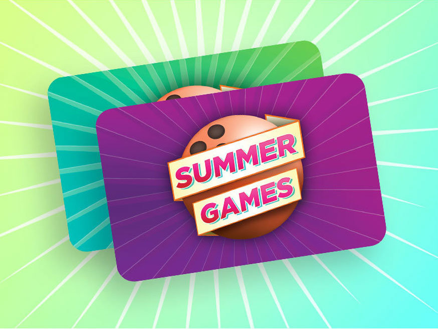 Image of summer games pass cards