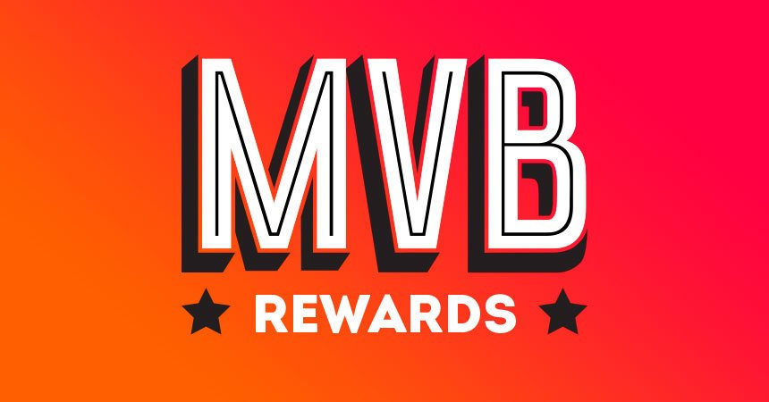 Text: MVB Rewards