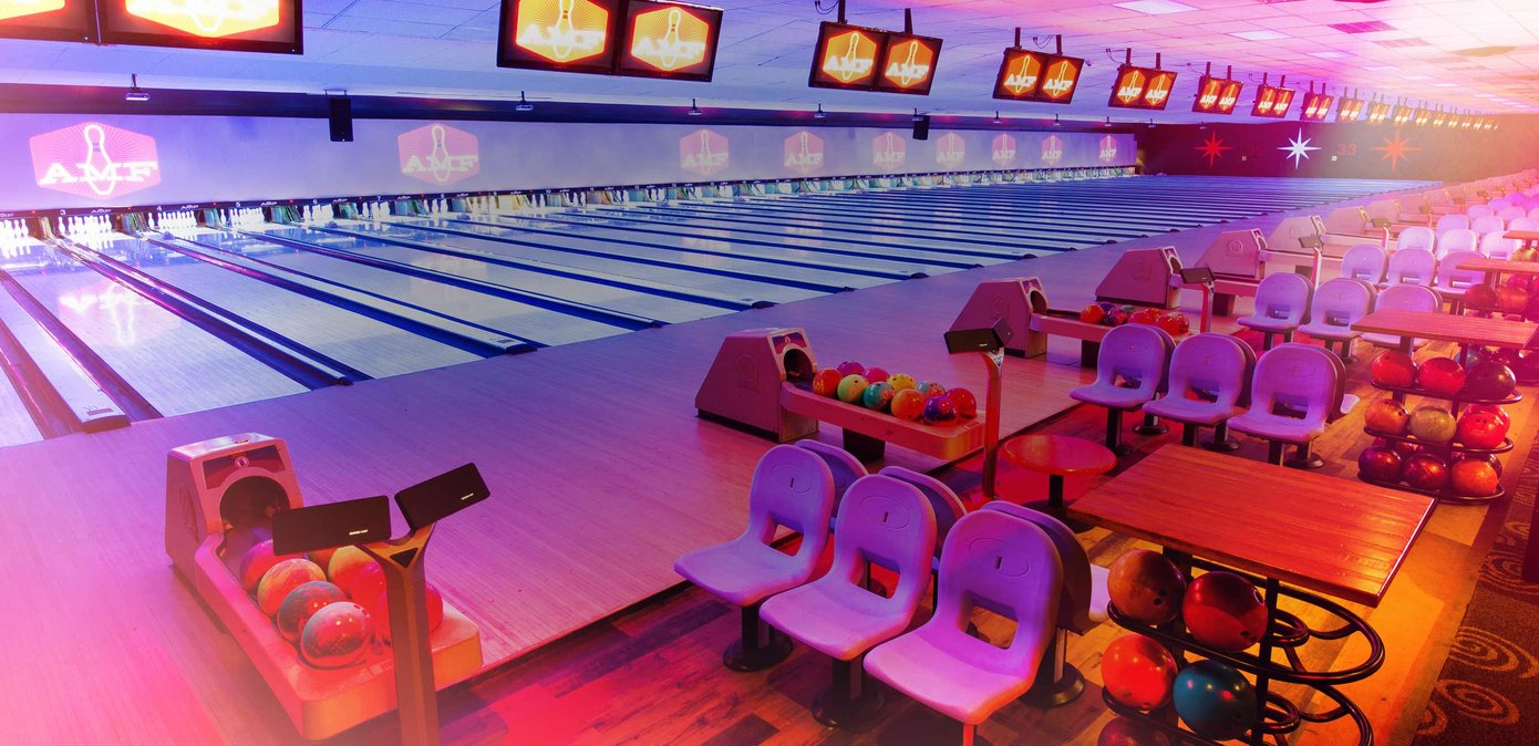 image about Brunswick Zone Printable Coupon called Bowling Alley Get together Location inside Sawgr Sawgr Lanes