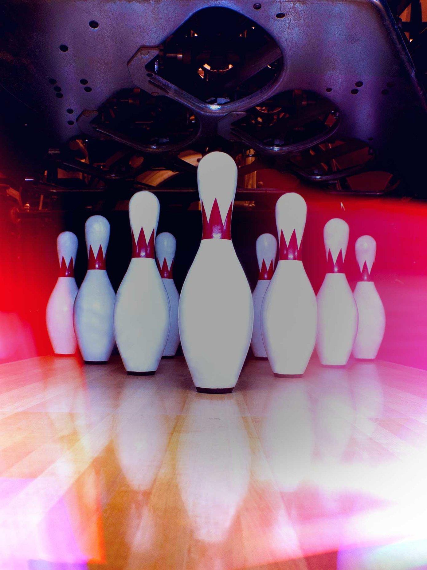 Bowling Alley & Party Venue in San Antonio, Bowlero Thousand